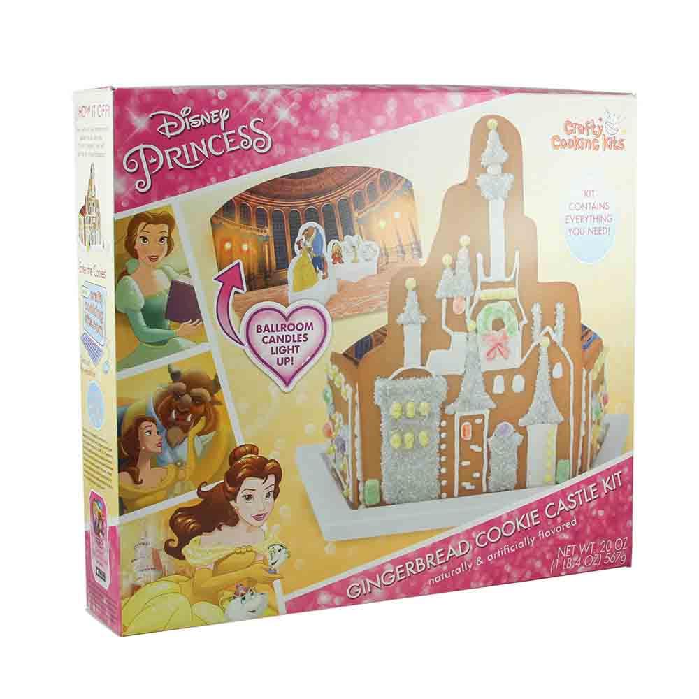 Disney Princess Gingerbread Castle Kit
