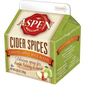 Aspen Mulling Spices- Caramel Apple