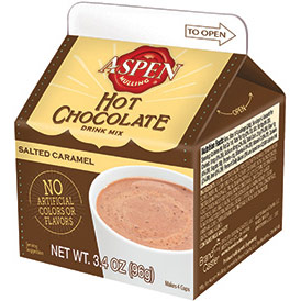 Aspen Mulling Spices-Salted Caramel Hot Chocolate
