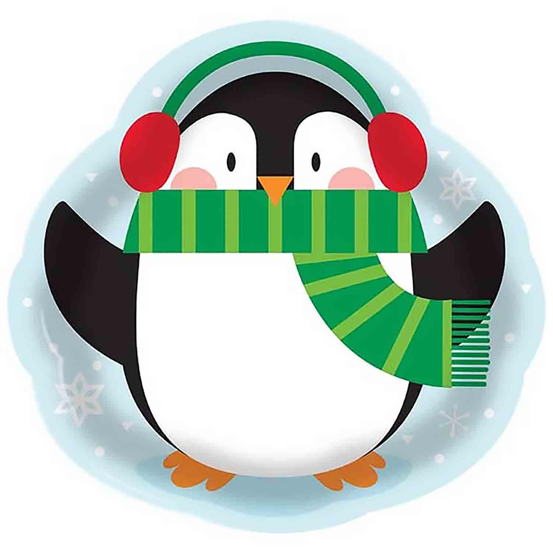 Penguin Platter