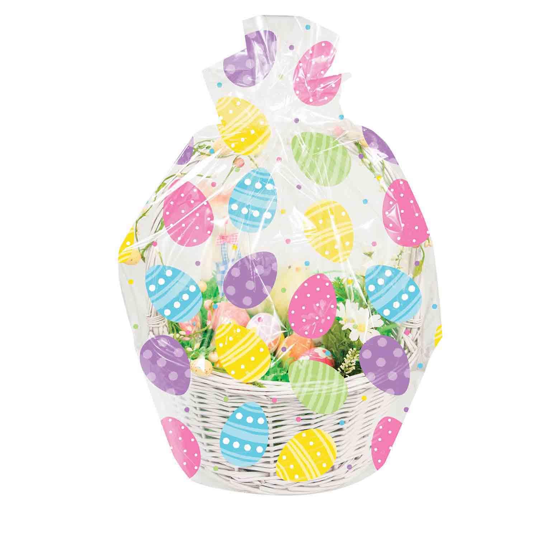 Egg Easter Basket Bag