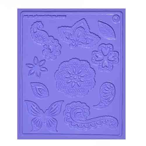 Tiffany Multi Art Silicone Mat