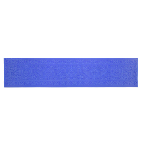 Venus 2-Color Ribbon Silicone Mat