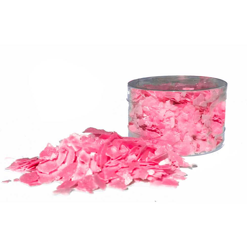 Rose Mist Edible Flakes