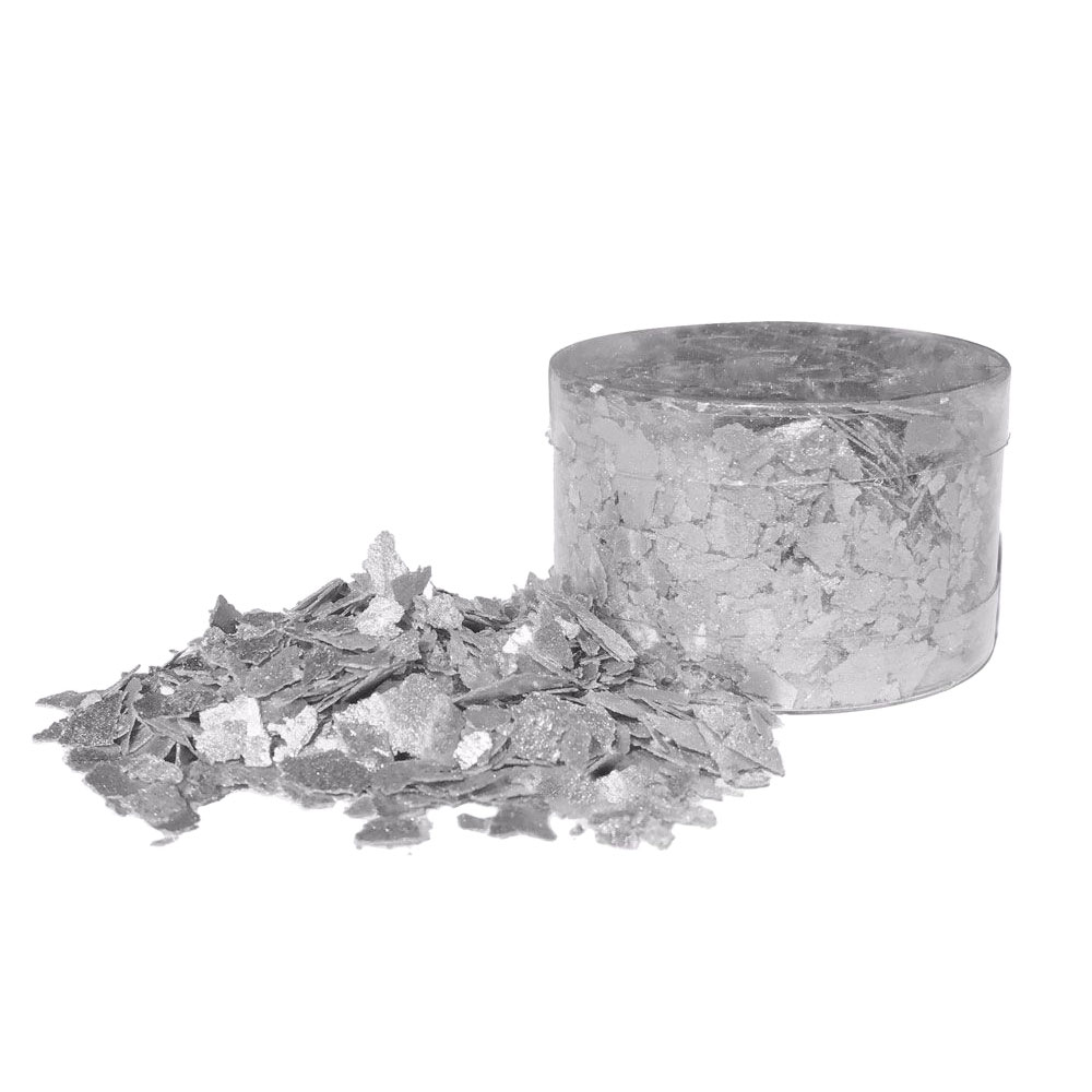 Silver Moon Edible Flakes