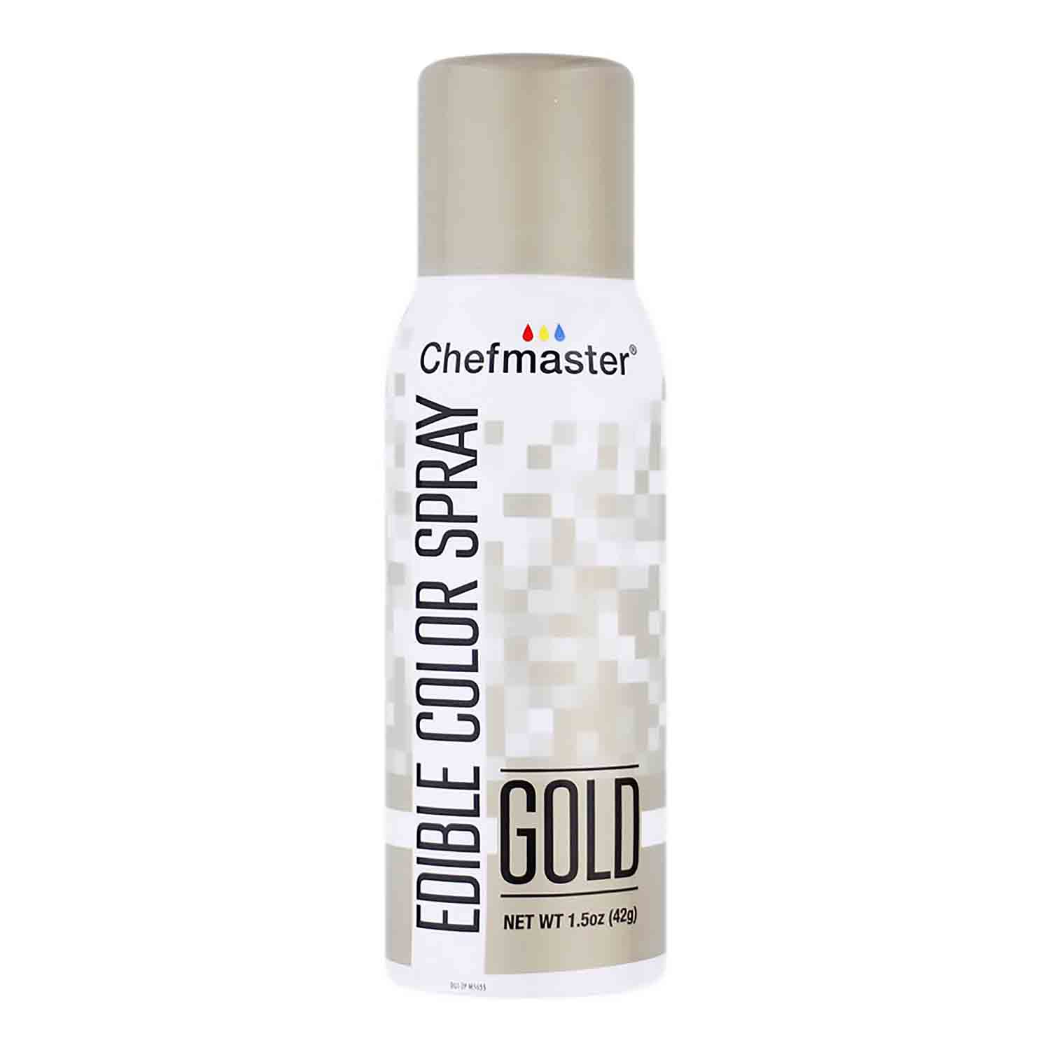 Gold Metallic Spray