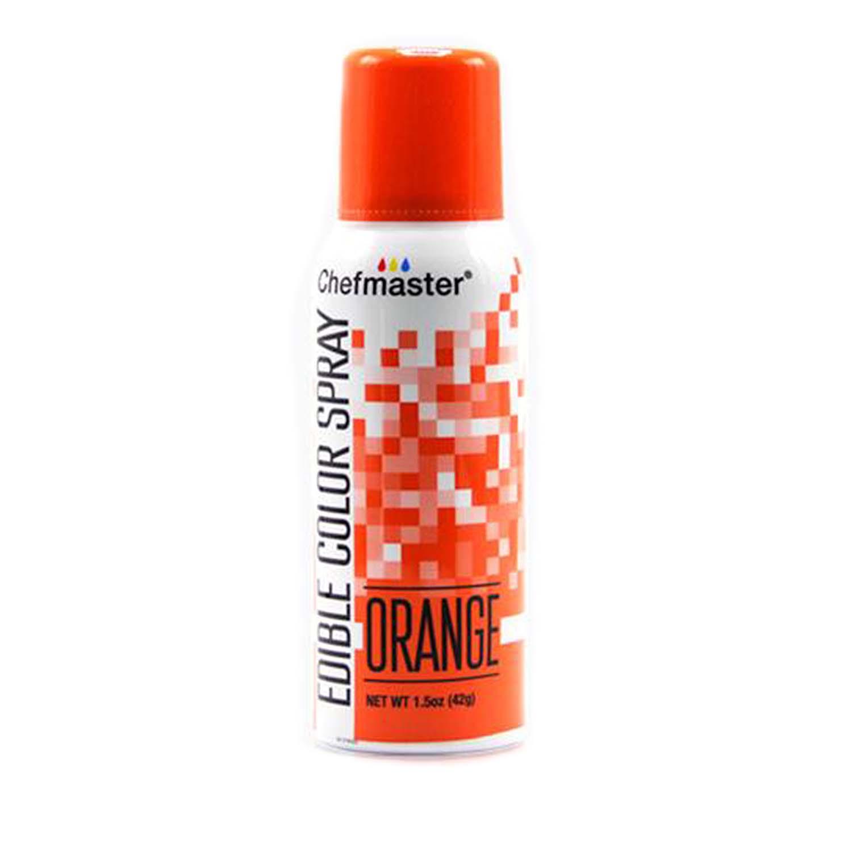 Orange Edible Color Spray