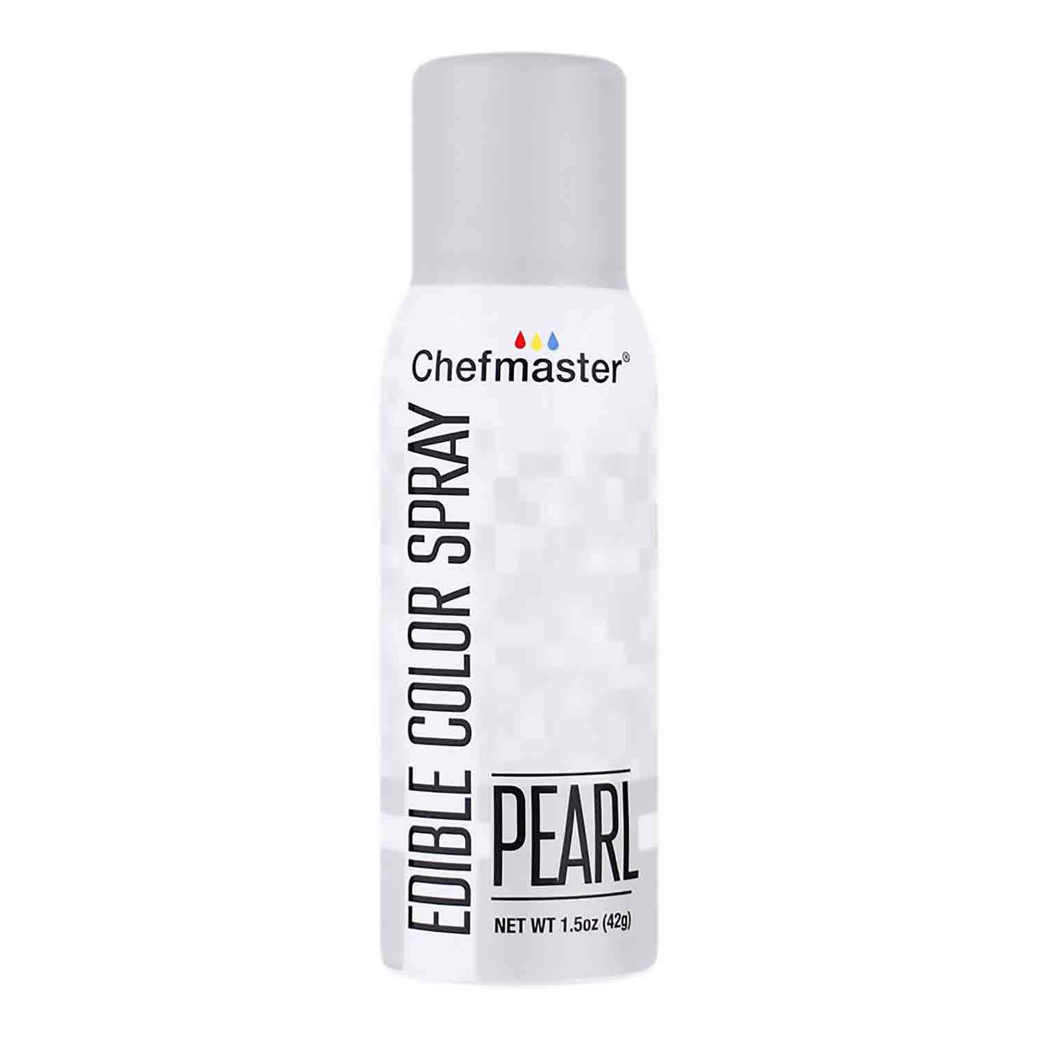 Pearl Chefmaster Metallic Spray