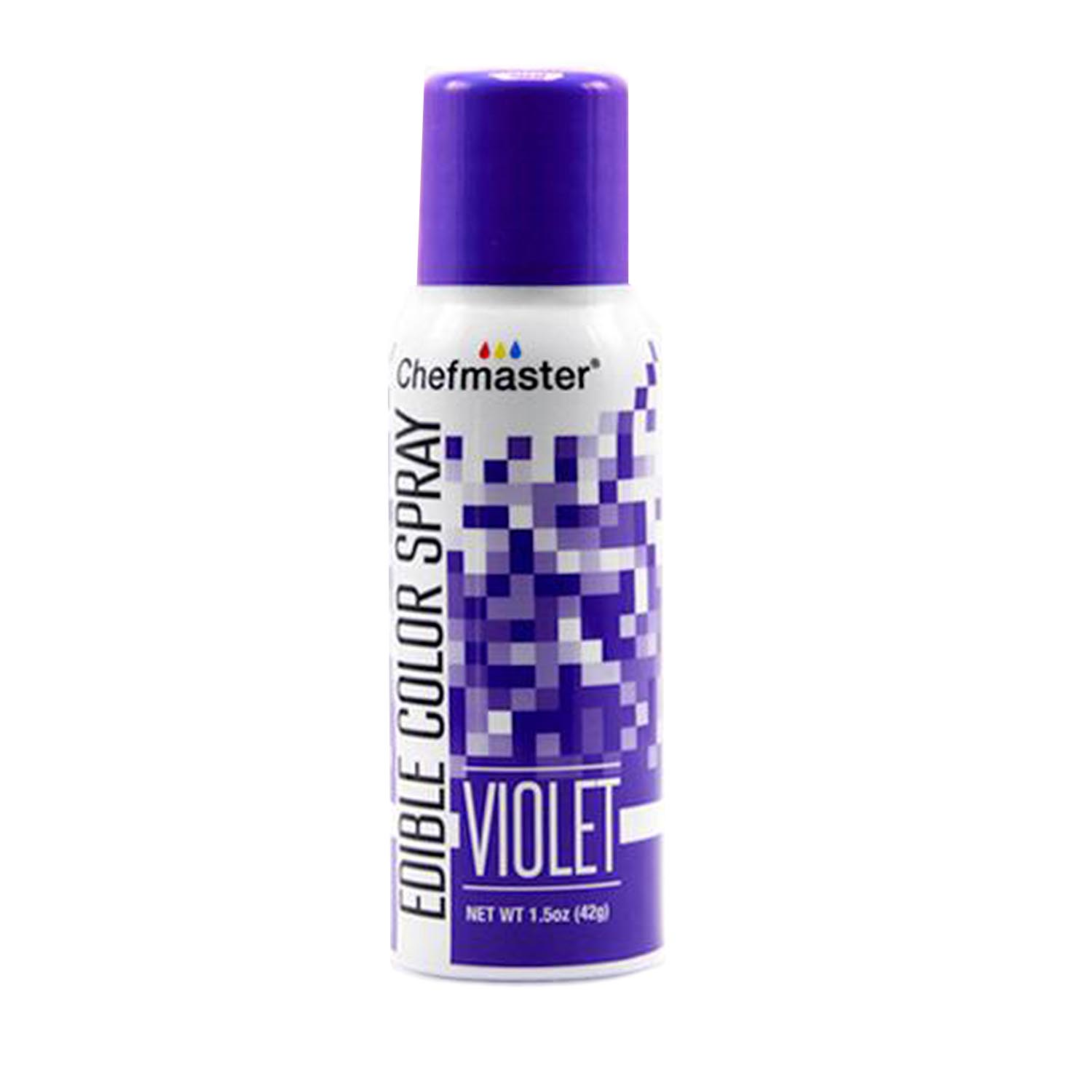 Violet Edible Color Spray