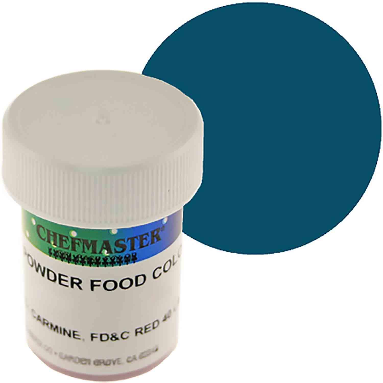 Blue Chefmaster Powdered Food Color (Old Item # 41-4302)
