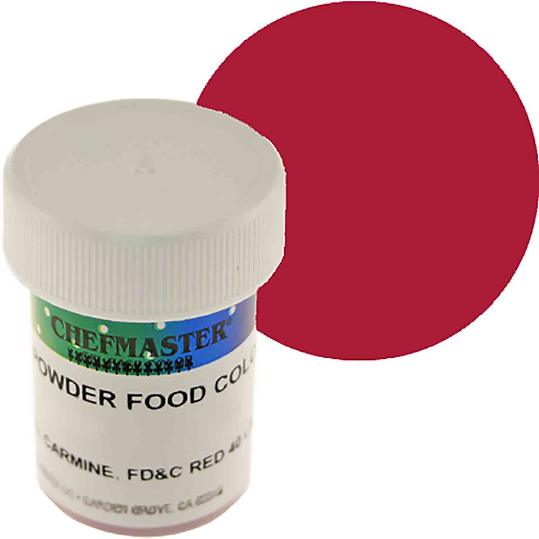 Red Chefmaster Powdered Food Color (Old Item # 41-4306)