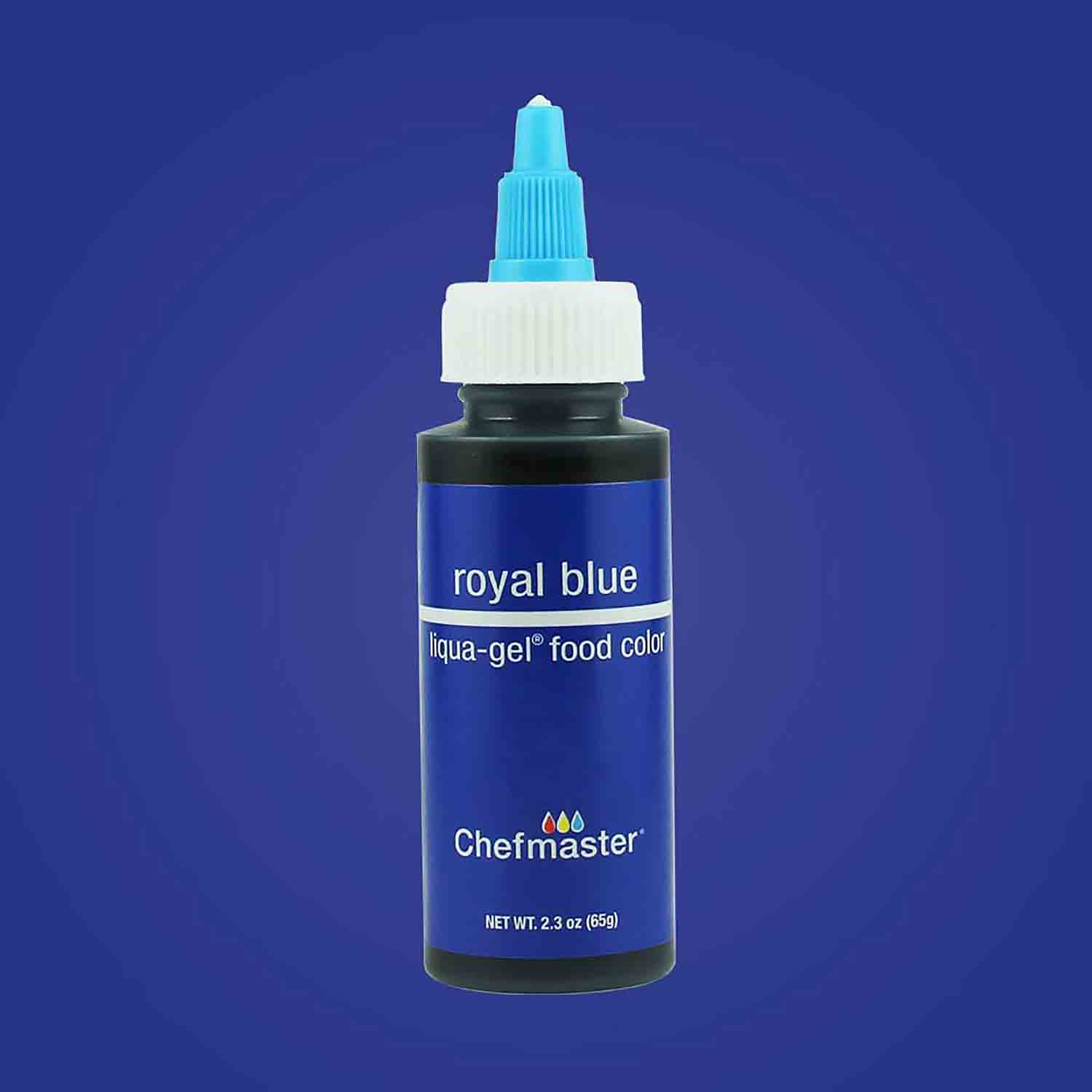 Royal Blue Chefmaster® Liqua-gel® Food Color