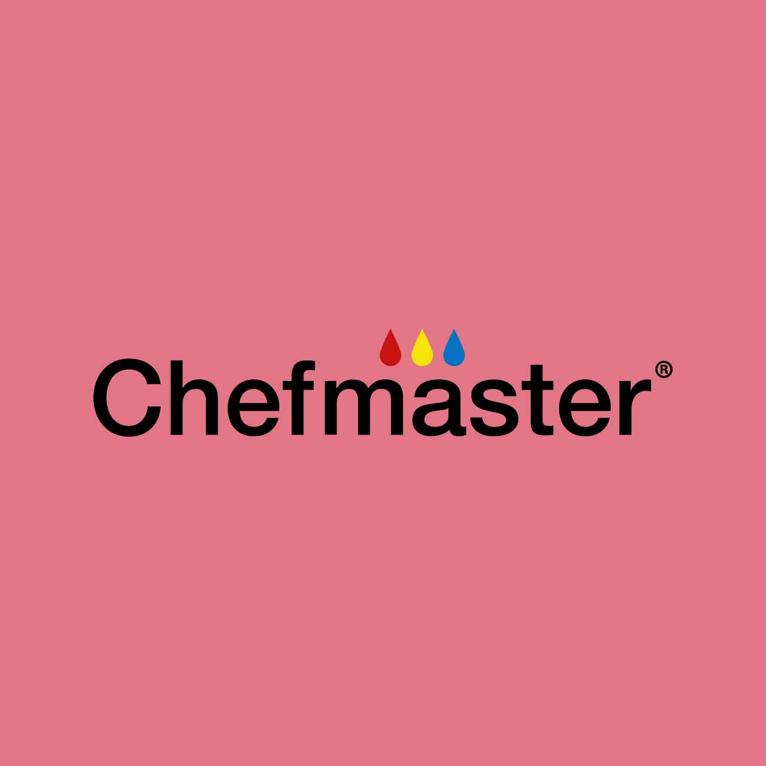 Rose Pink Chefmaster® Liqua-gel® Food Color