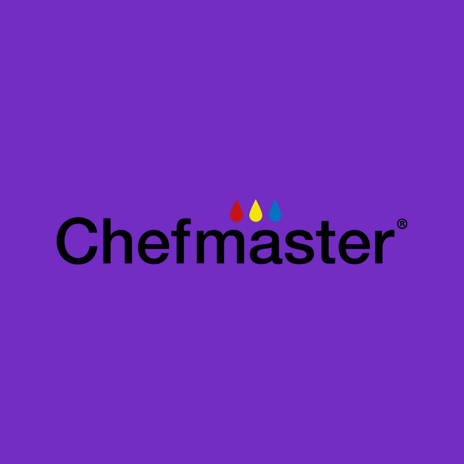 Violet Chefmaster® Liqua-gel® Food Color