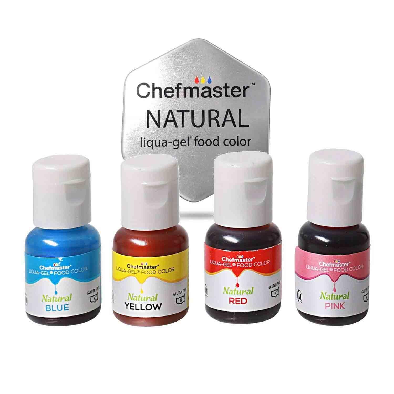 Natural Food Coloring Kit