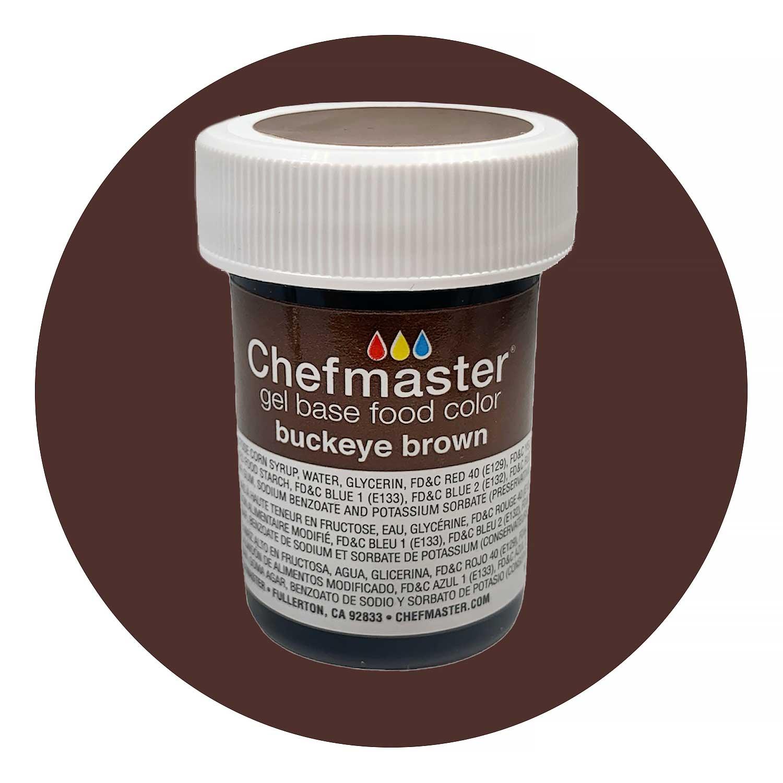 brown food color