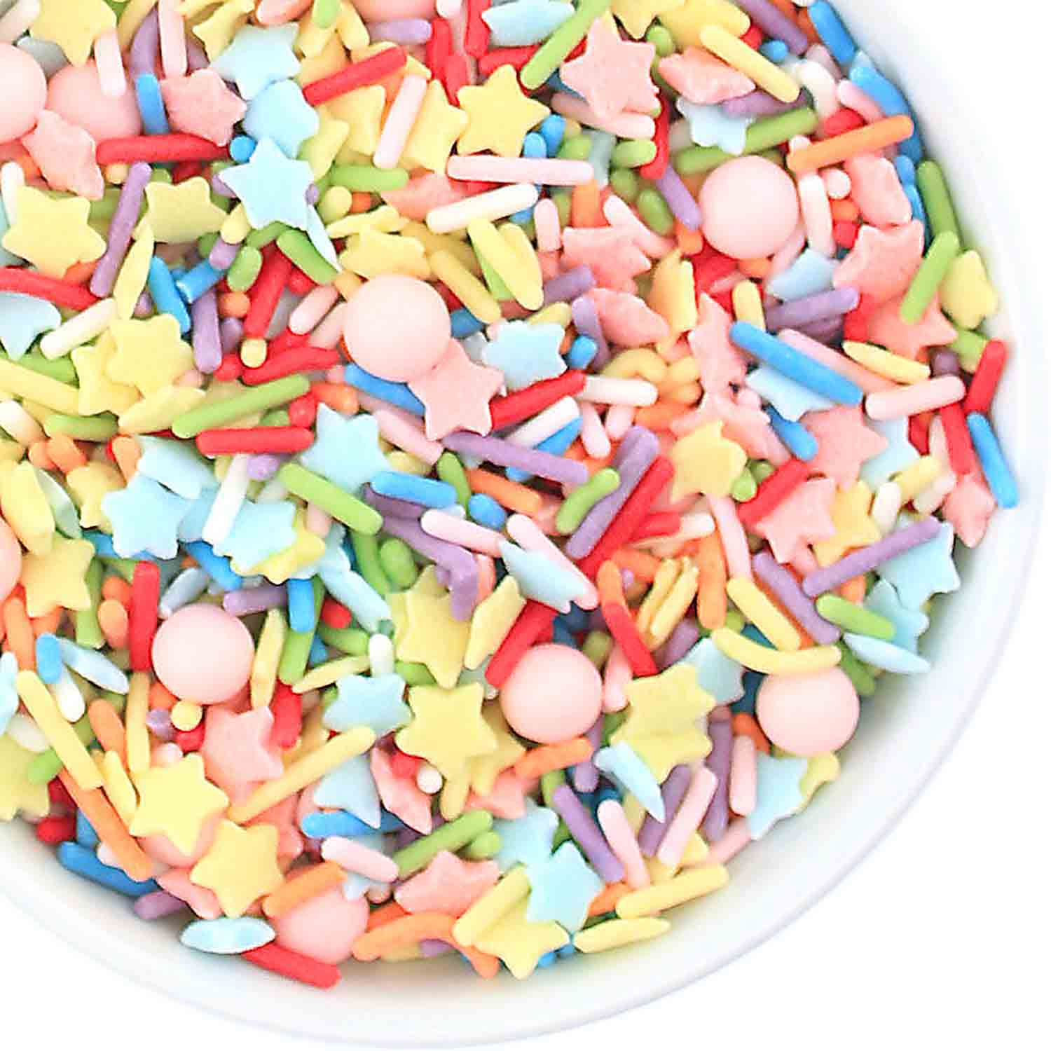 Birthday Party Candy Sprinkles