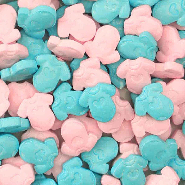 Baby Onesie Candy Sprinkles