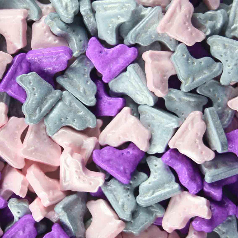Ice Skate Candy Sprinkles