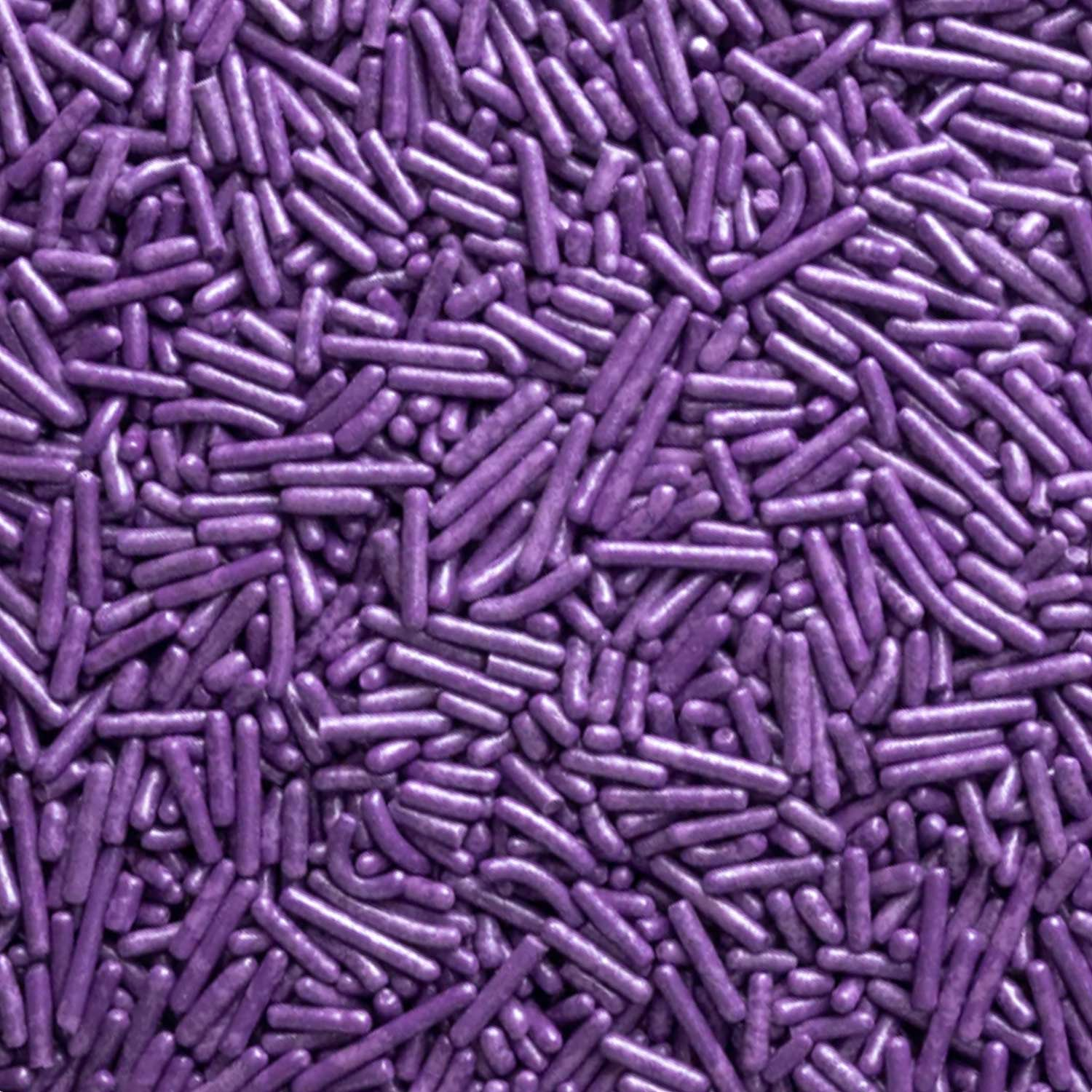 Purple Pearl Jimmies