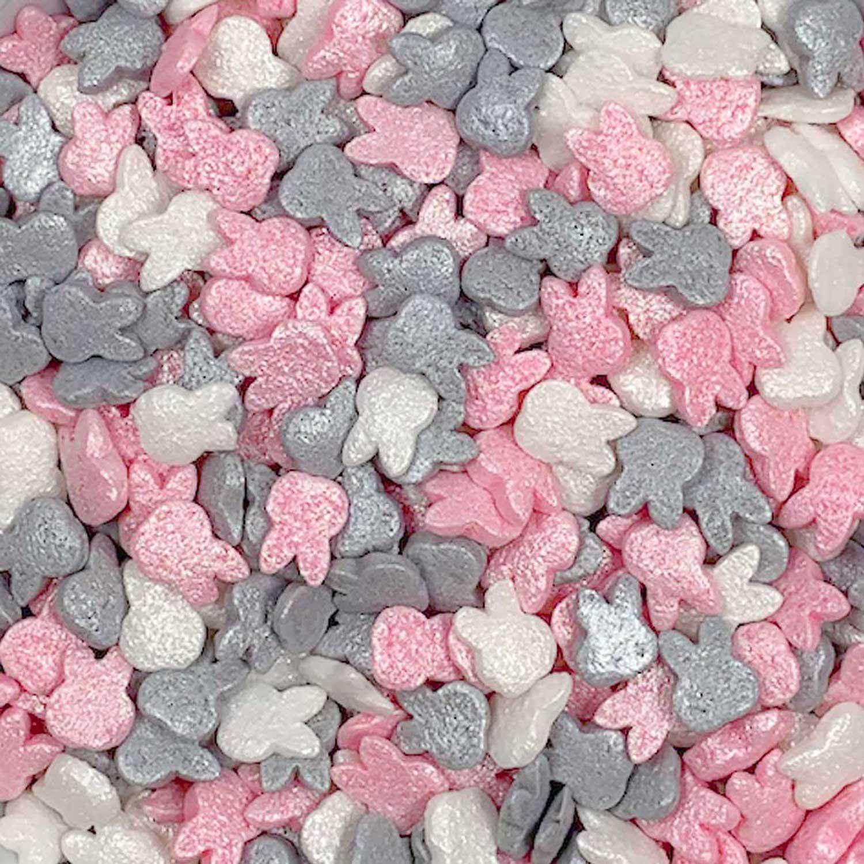 Pearl Bunny Confetti Sprinkles