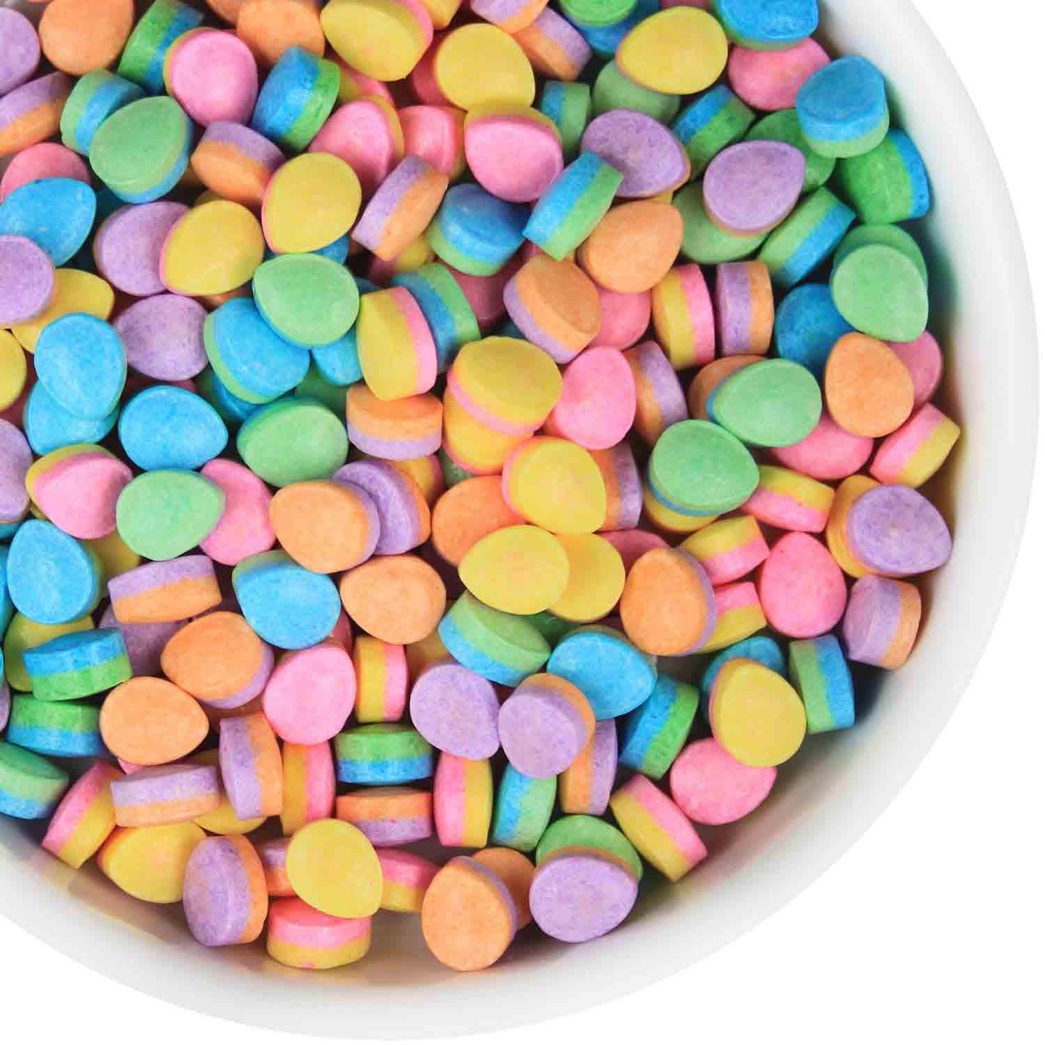 Two Toned Easter Egg Candy Sprinkles