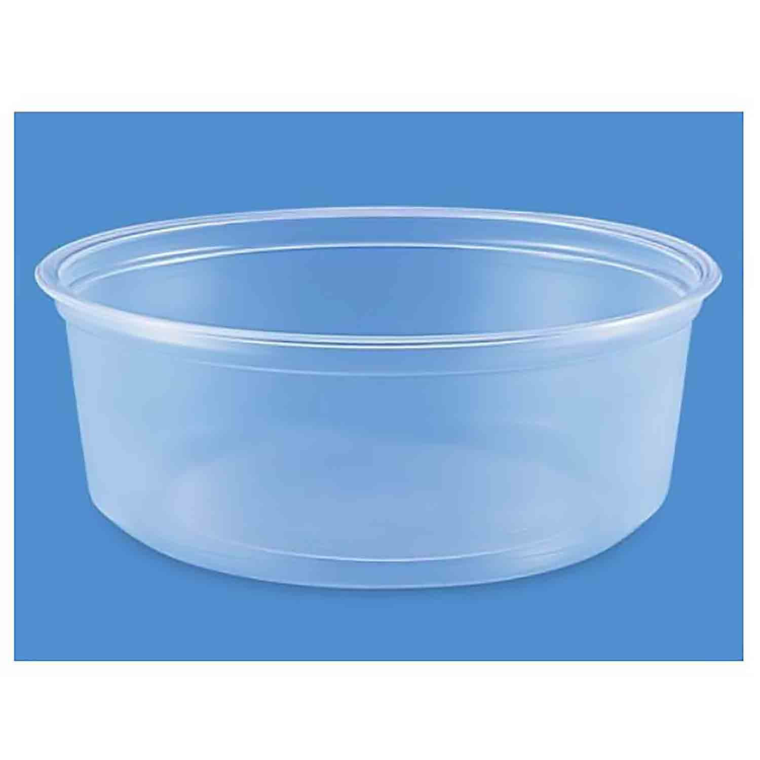 8 oz. Deli Container with Lid