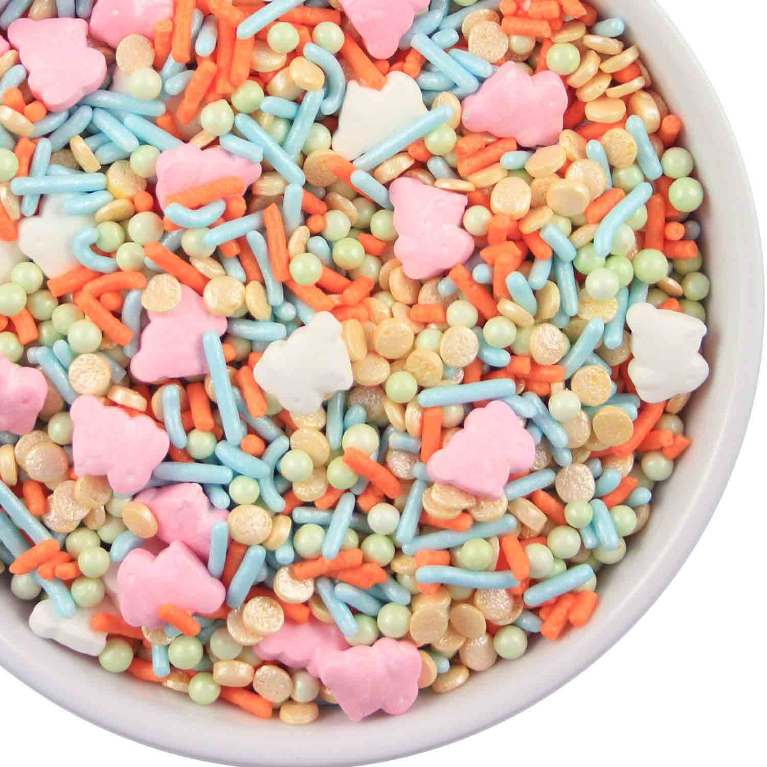 Easter Bunny Sprinkle Mix