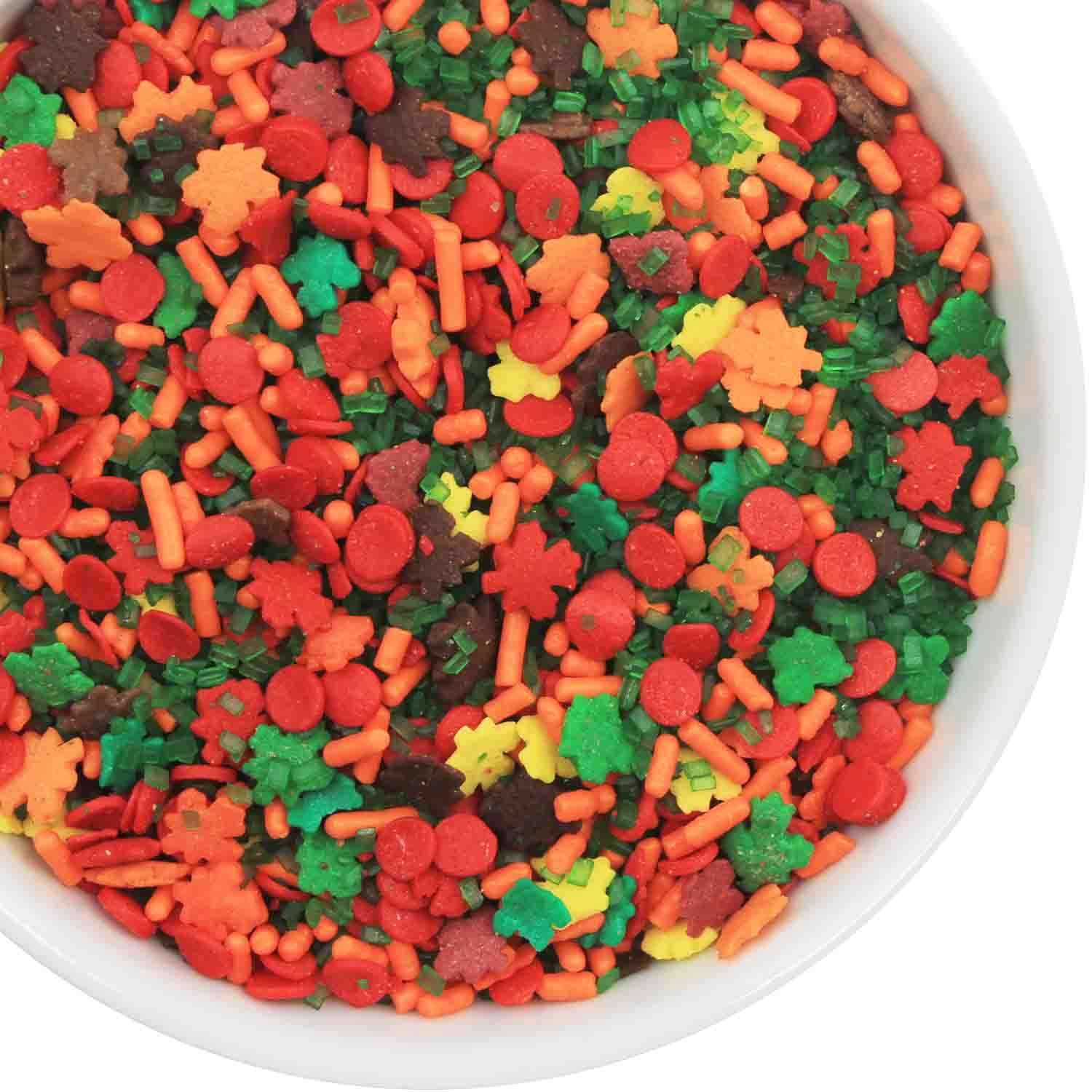 Fall Sprinkle Mix
