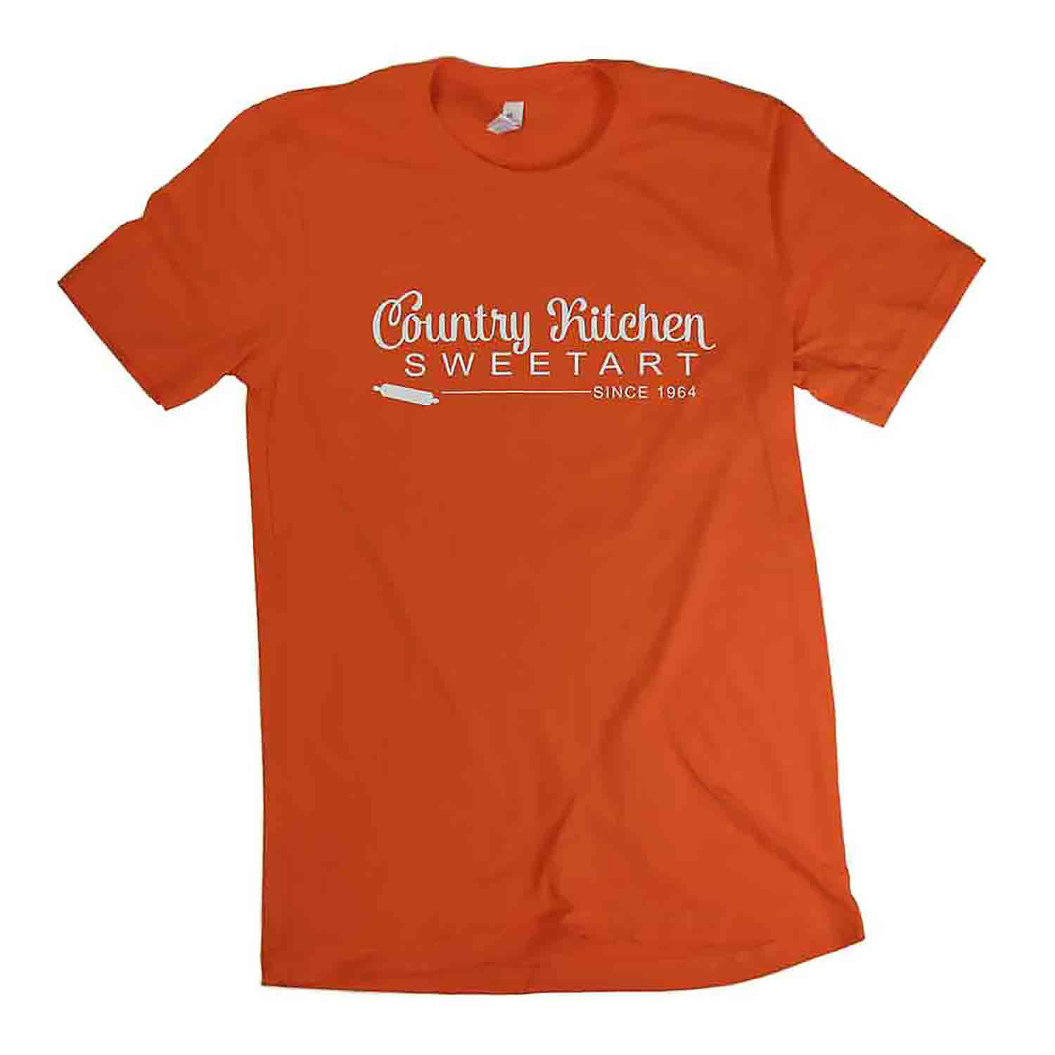 Orange Country Kitchen Sweetart T-Shirt - Extra Large