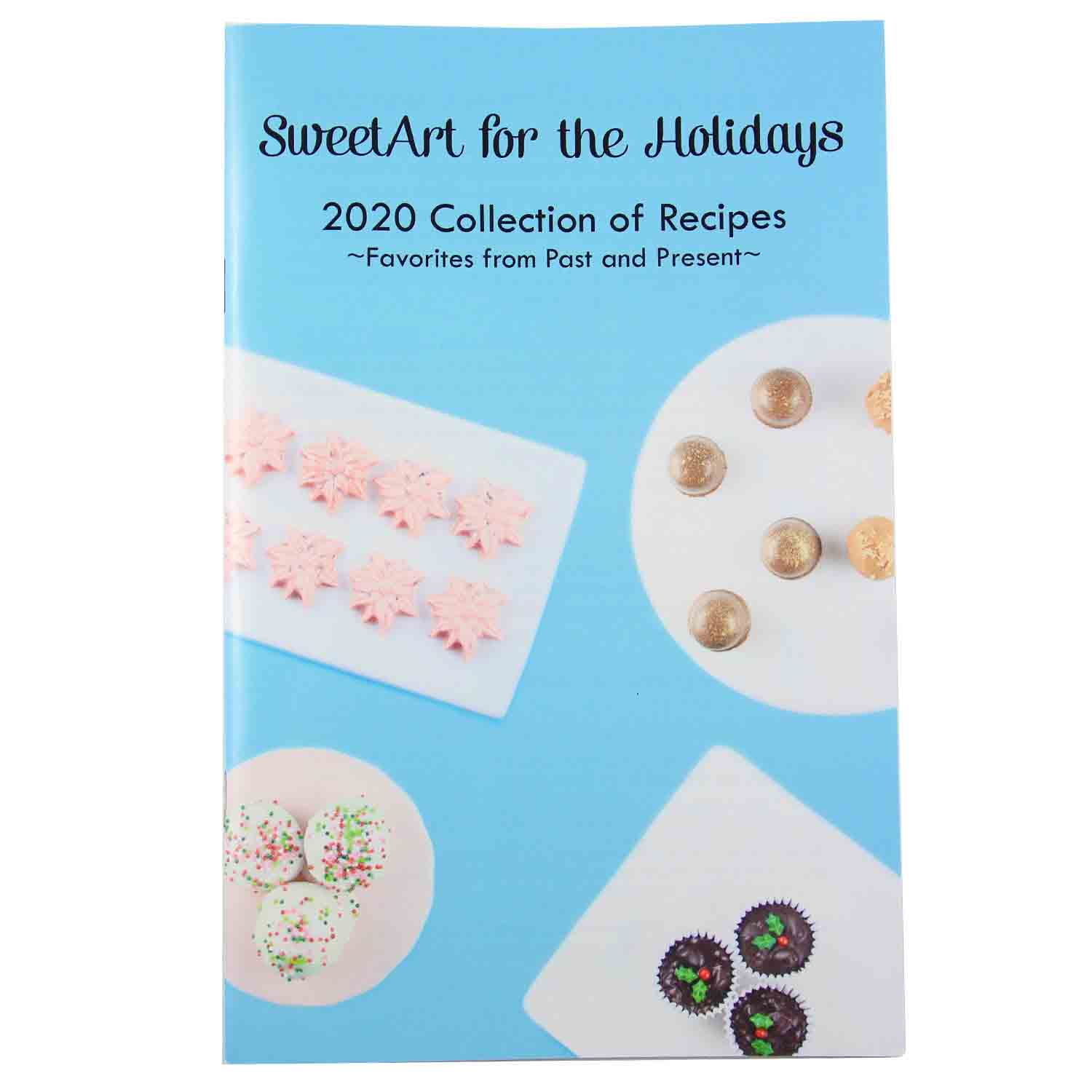 2020 SweetArt For The Holidays Recipe Book
