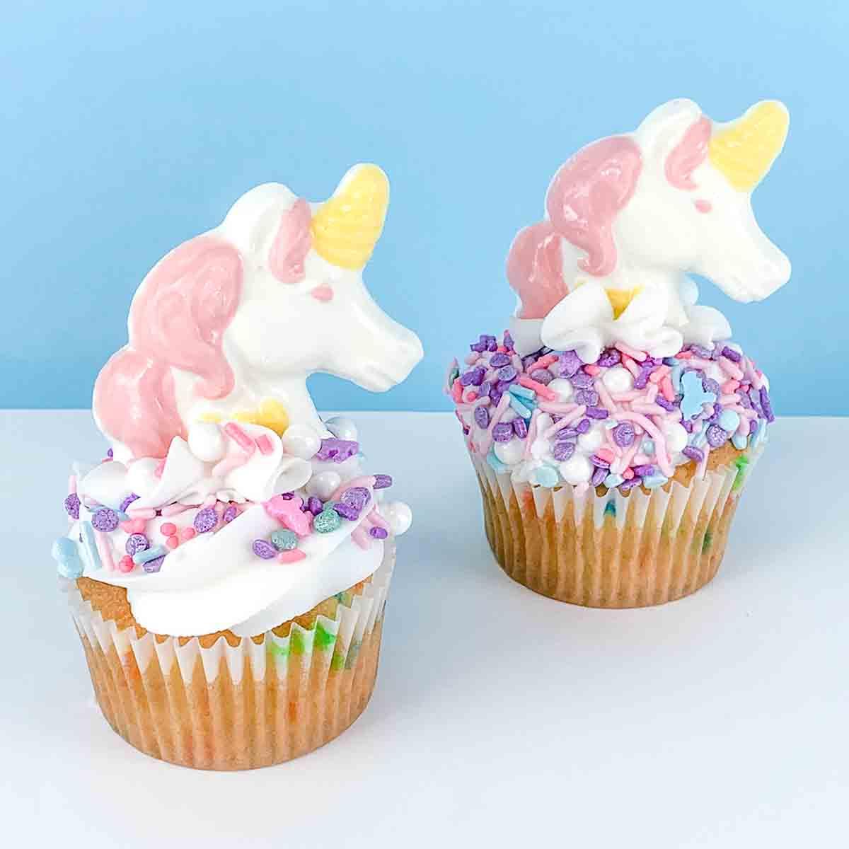 Bake at Home Unicorn Cupcake Kit