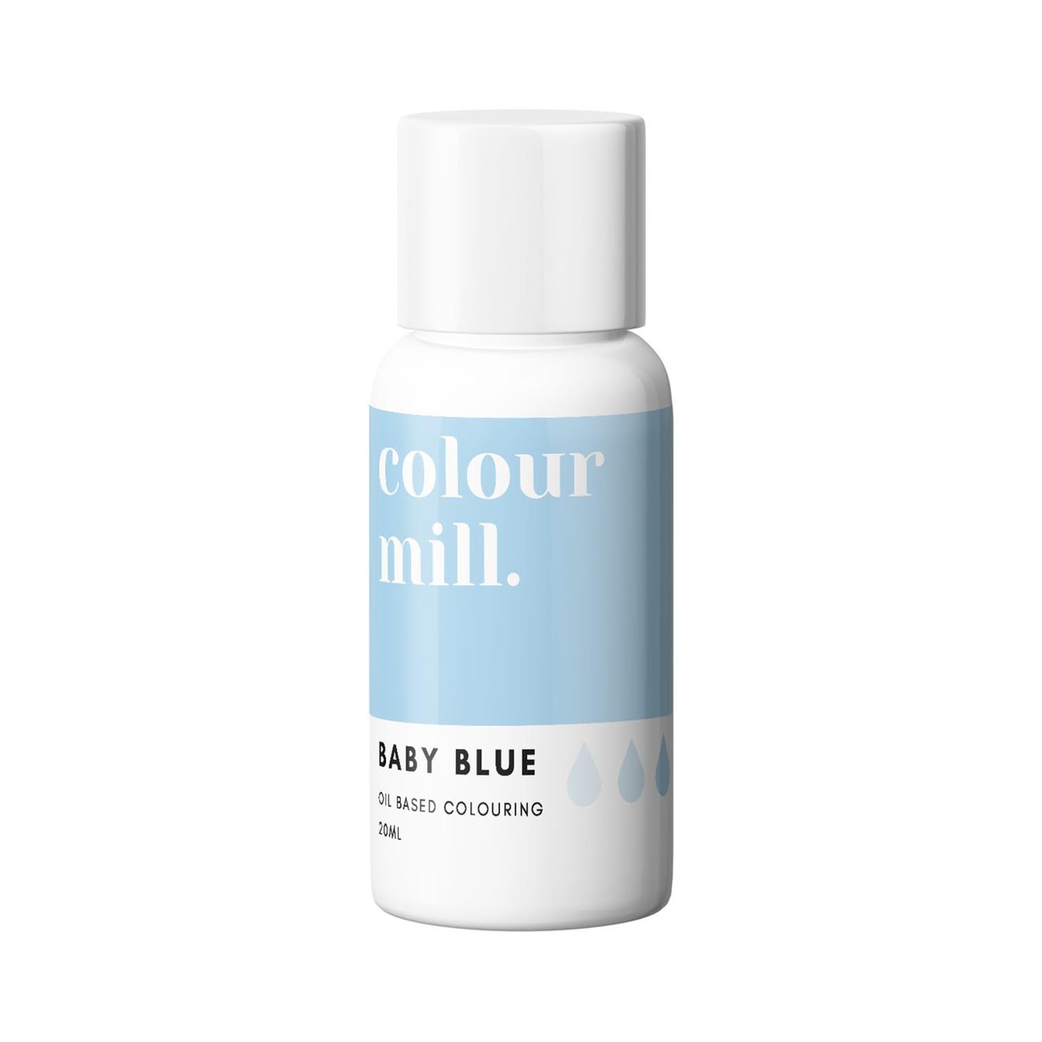 Baby Blue Colour Mill Oil Based Color