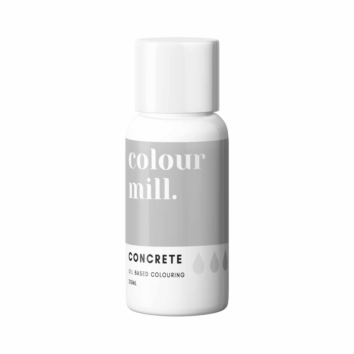 Concrete Colour Mill Oil Based Color
