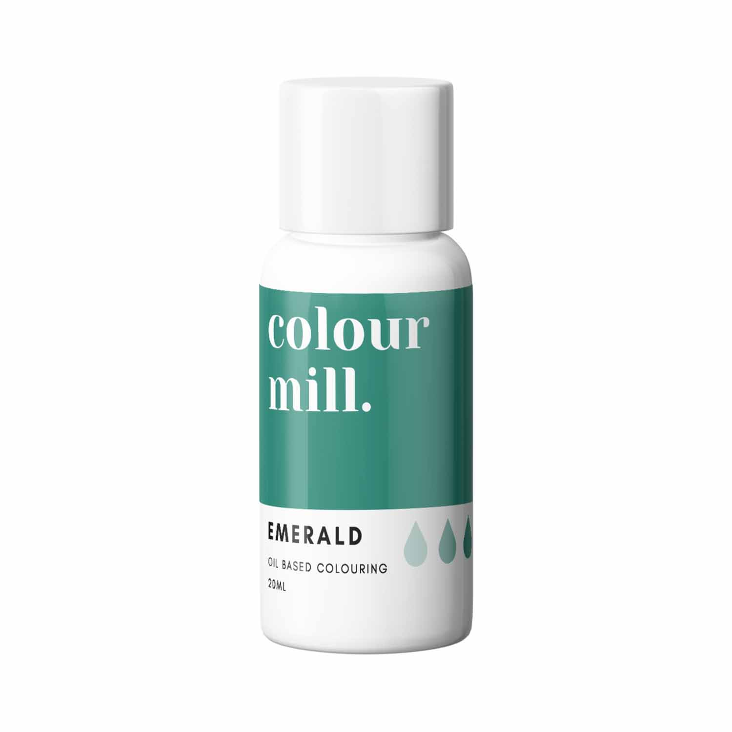 Emerald Colour Mill Oil Based Color