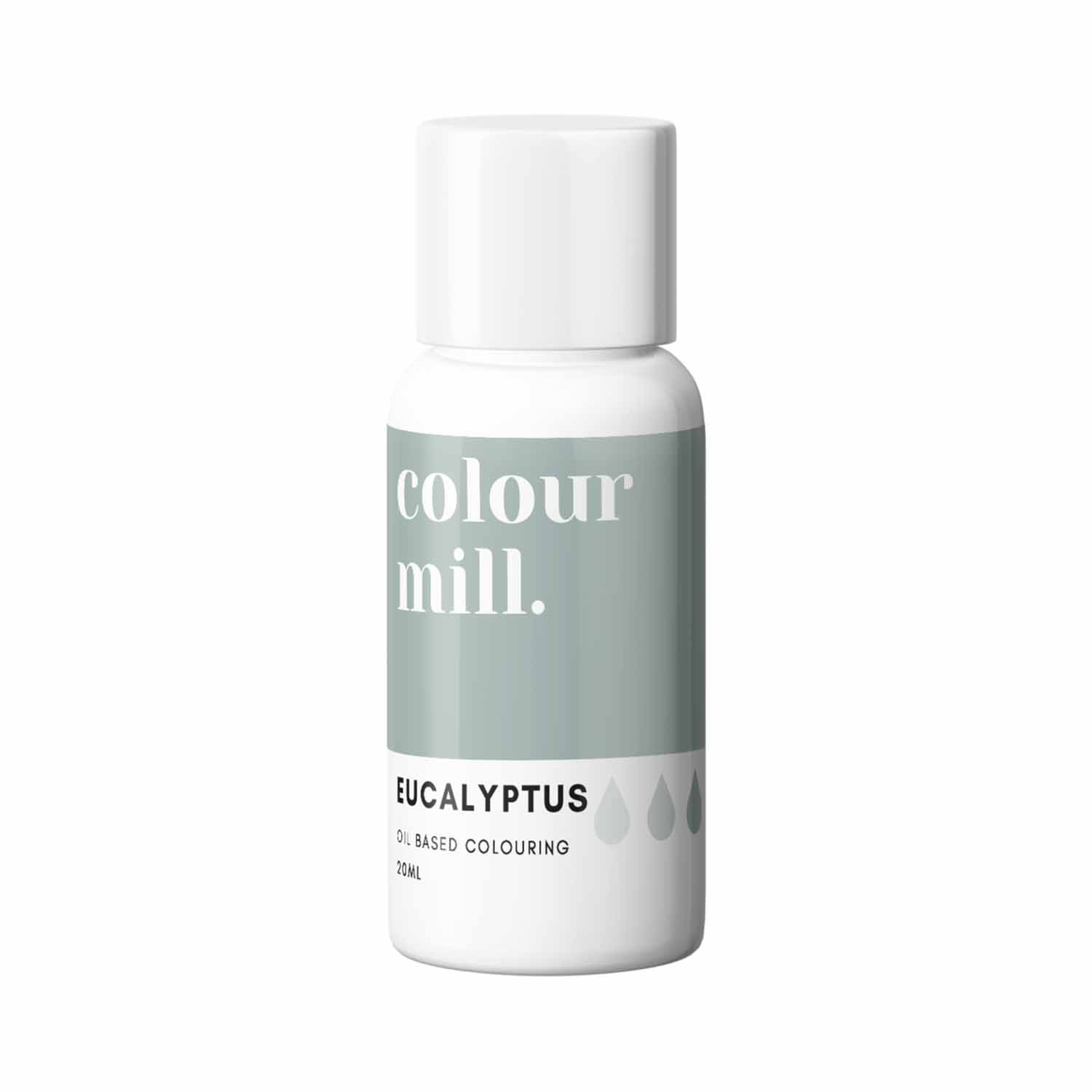 Eucalyptus Colour Mill Oil Based Color