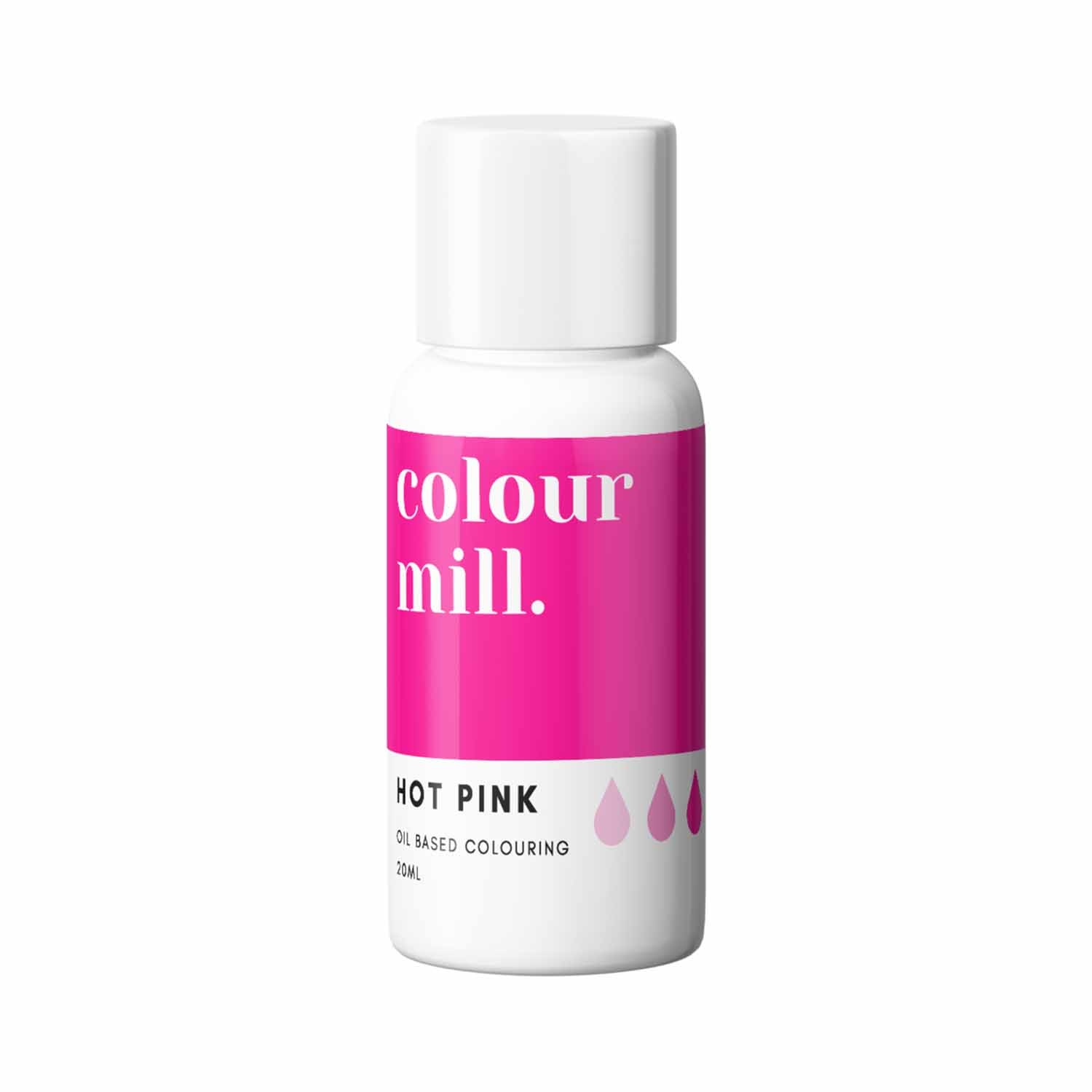 Hot Pink Colour Mill Oil Based Color