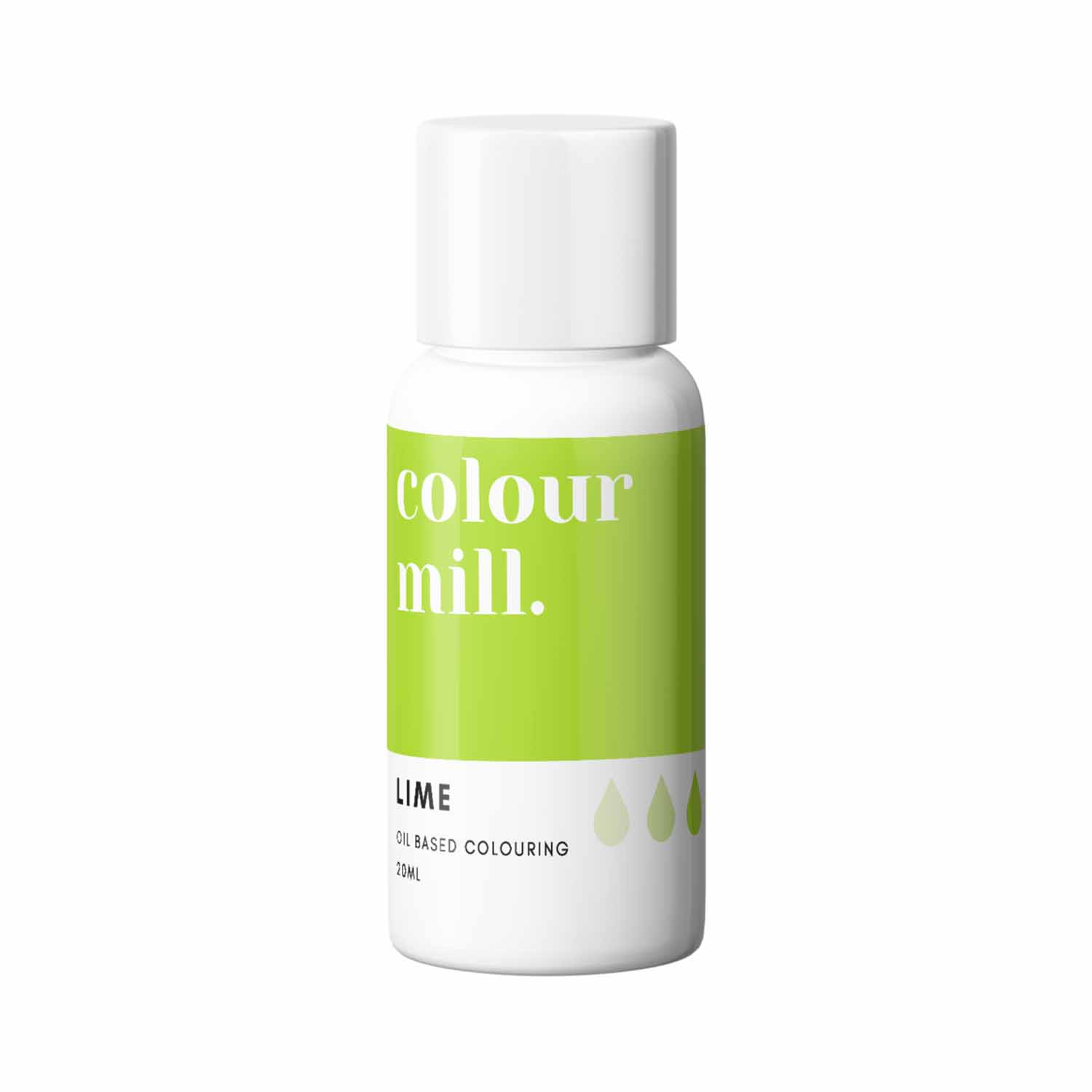 Lime Colour Mill Oil Based Color