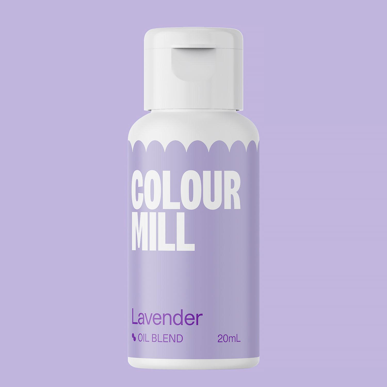 Lavender Colour Mill Oil Based Color
