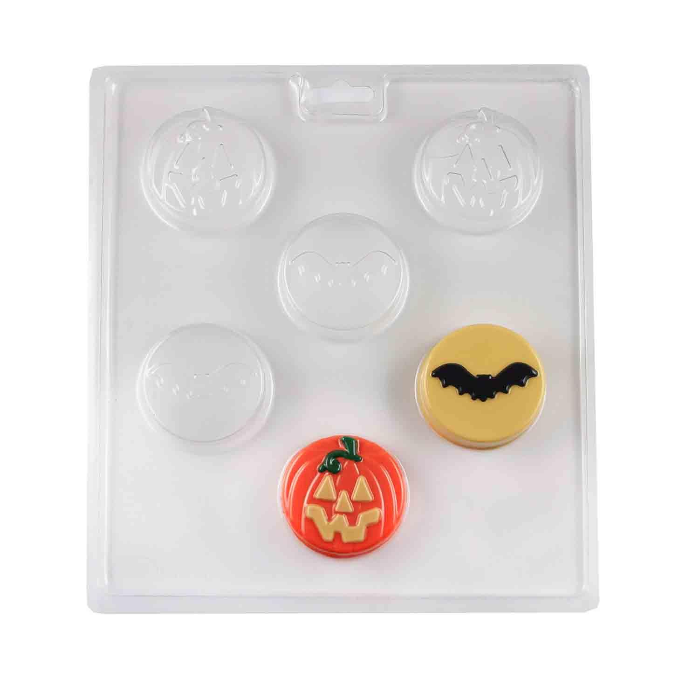Halloween Chocolate Cookie Mold