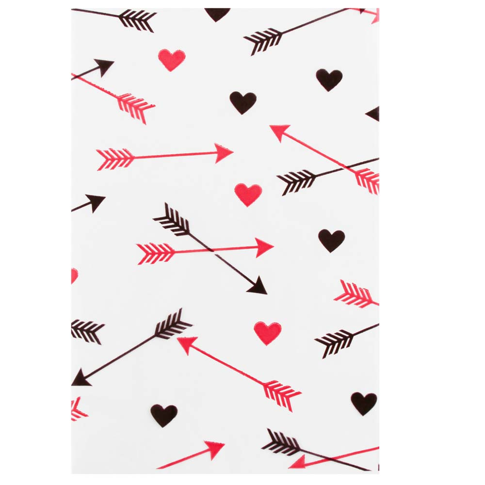 Heart and Arrow Treat Bags - Small
