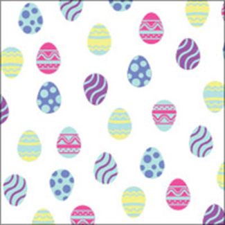 Easter Egg Foil Candy Wrappers