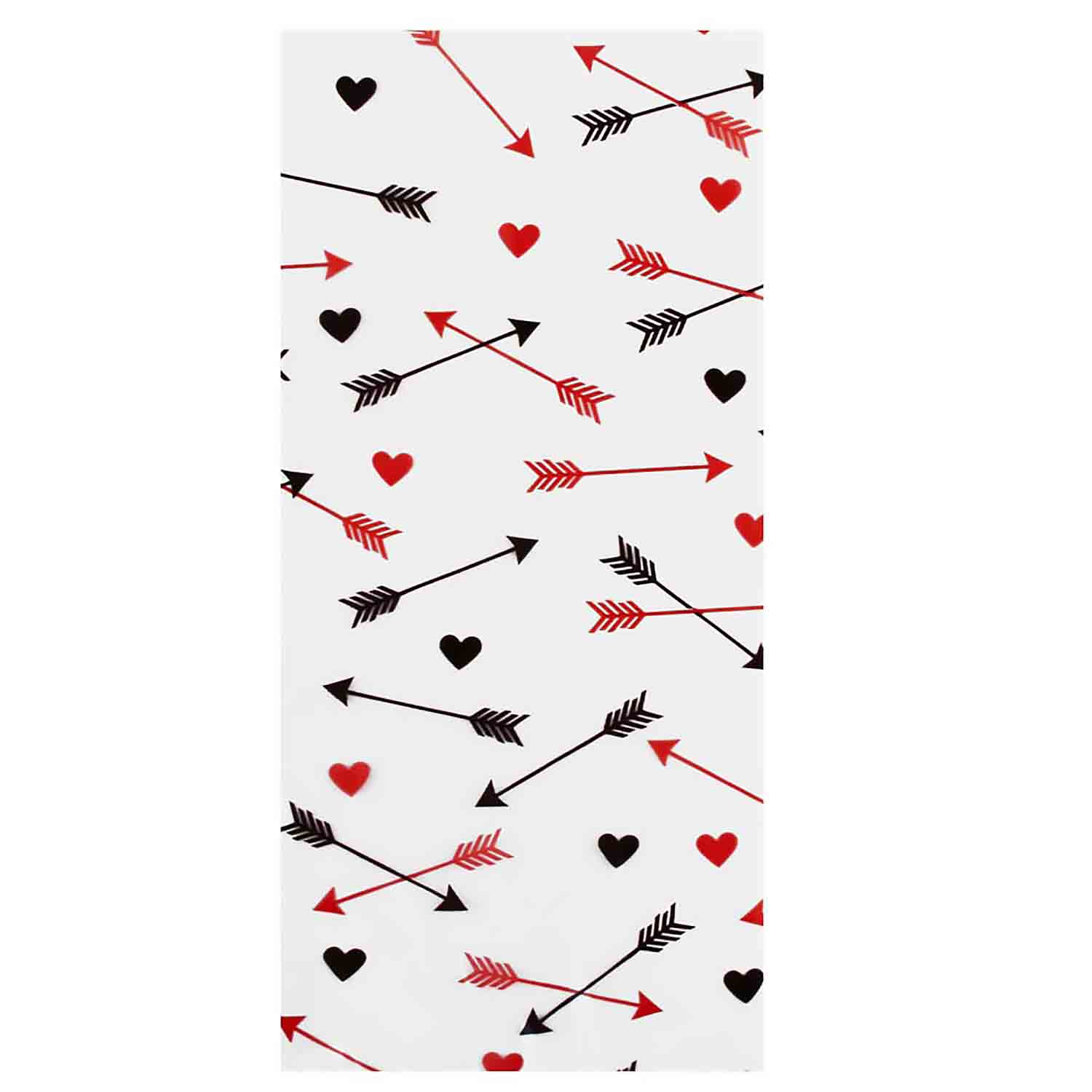 Heart and Arrow Treat Bags - Large