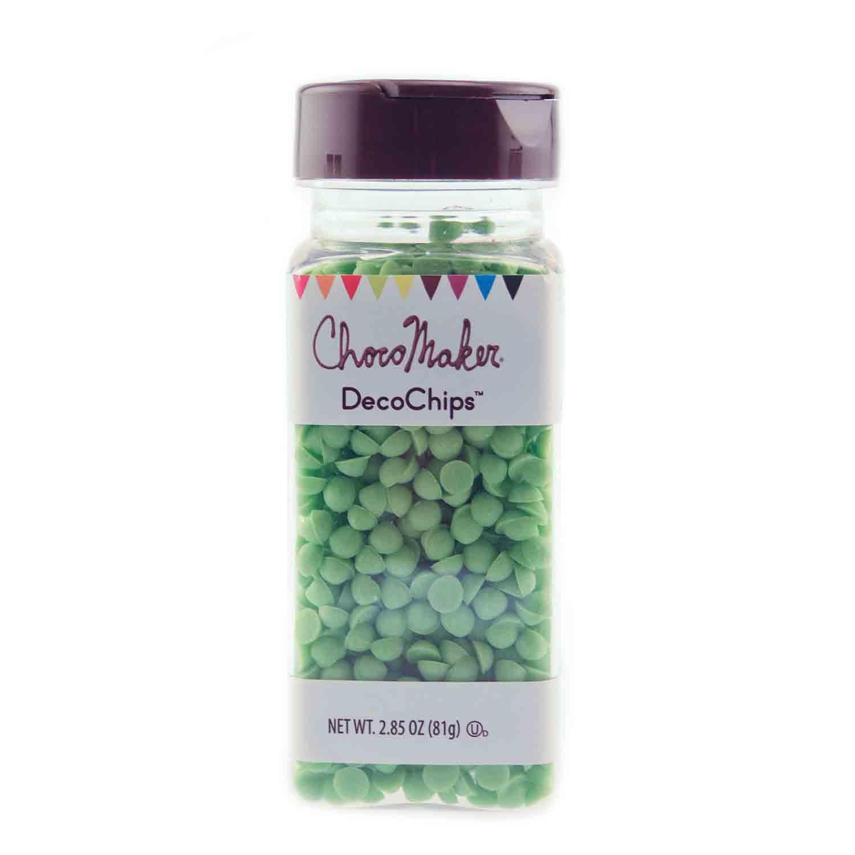 Bright Green DecoChips 10M