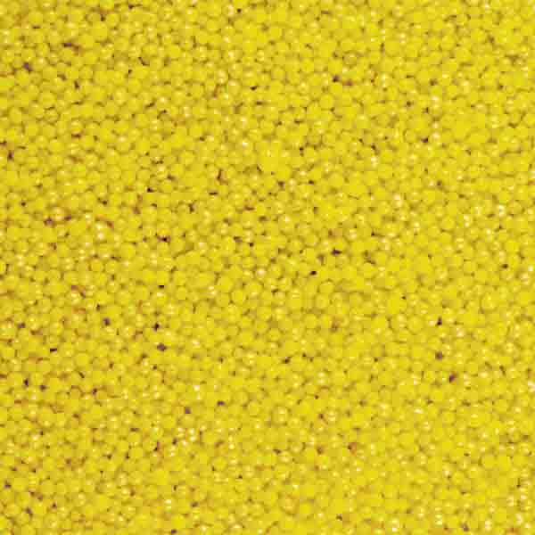 Yellow Shimmer Beads