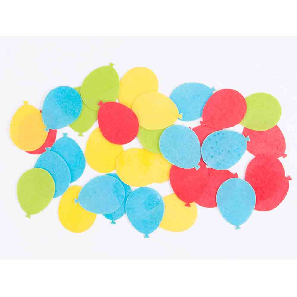 Balloon Candy Cut Outs