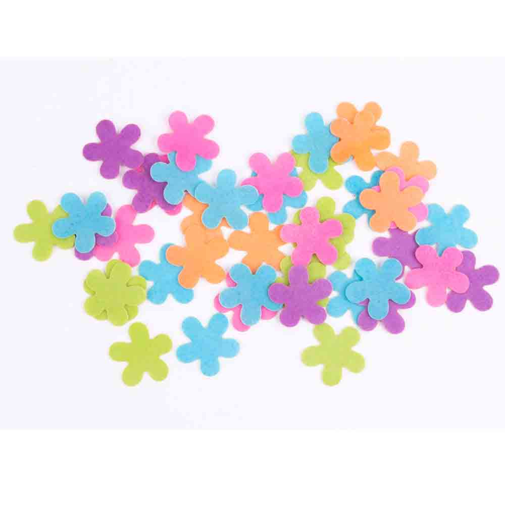 Flower Candy Cut Outs