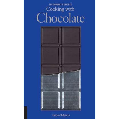 Ridgaway - Gourmet's Guide to Cooking with Chocolate Book