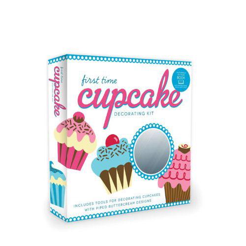 1st Time Cupcake Decorating Kit