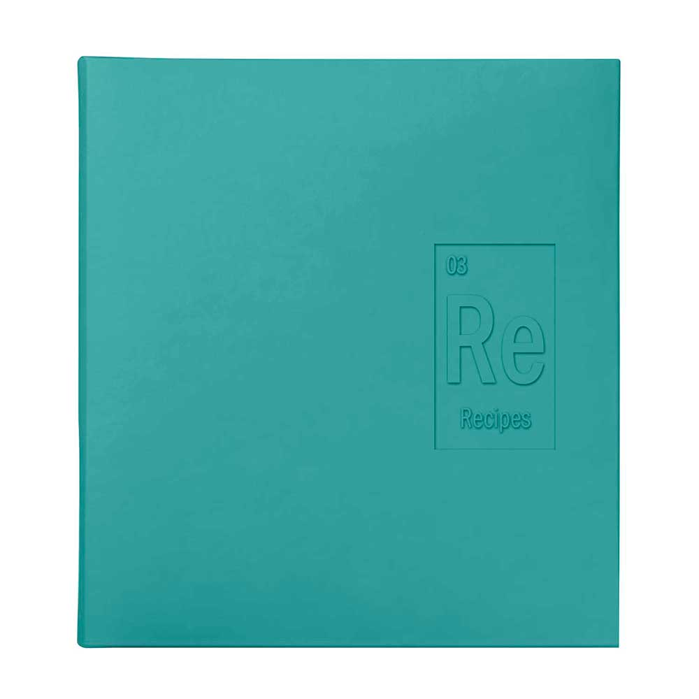 Recipe Binder - Periodic Table of Yum